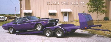 Car Hauler Trailers for Sale in TX