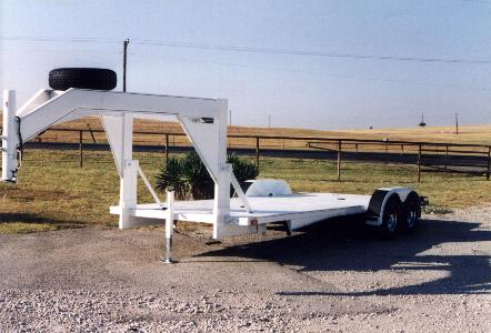 Aluminum Gooseneck Trailers for Sale