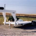 aluminum gooseneck trailer